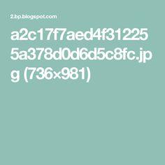 a2c17f7aed4f312255a378d0d6d5c8fc.jpg (736×981)