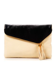 Super cute large clutch