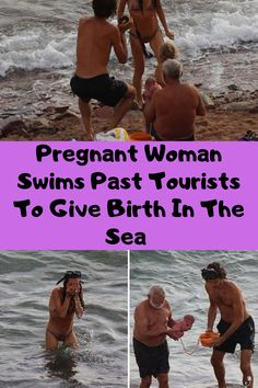 Pregnant Woman Swims Past Tourists To Give Birth In The Sea Girl Life Hacks, Girls Life, Gym Workout Tips, Workout Challenge, Clothes Shops Uk, Top Jokes, Smart Casual Menswear, Lighthouse Pictures, Pregnancy Problems