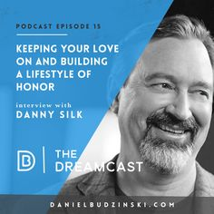 If you haven't read one of this mans books you need to. I've given 100s of his books out becuase of the transformation i've experienced in my family, relationships and organizations.  Better yet if you've never heard +Danny Silk why not hear our conversation on the latest Dreamcast? I promise it will be worth your time. Share and enjoy.  http://danielbudzinski.com/podcast/danny-silk/