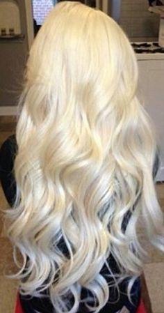 platinum hair back - Sök på Google