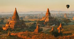 Temples of Bagan, Myanmar | LUX Guide: Asia | LUXPORTATION