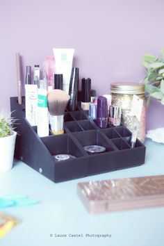 Rangement modulable maquillage UNIQ Organizer   Les Petits Riens