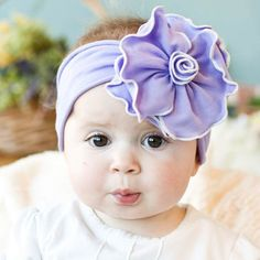 Modern Girl Toddler Infant Headbands