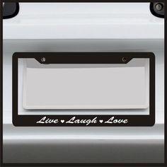Trust Me I/'m An Engineer Glossy Black Plastic License Plate Frame