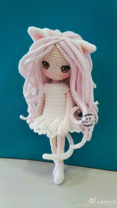 Crochet Dolls Archives - Page 3 of 10 - Crocheting Journal