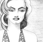 Marilyn Monroe by *Orkideh84 on deviantART