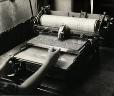 Japanese typewriter 1938