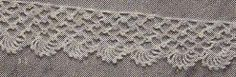 several free crochet edging patterns