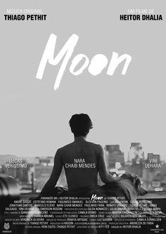 Thiago Pethit, 2013 — Moon Poster.