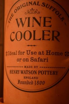 This versatile wine cooler. | The 31 Most Middle Class Things That Have Ever Happened