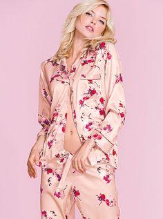 The Afterhours Satin Pajama