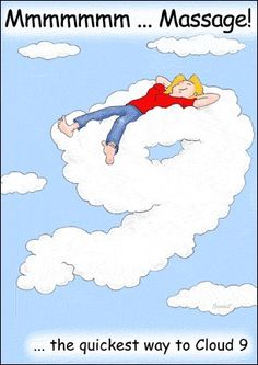 Cloud 9 = Massage