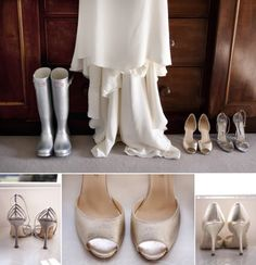 wedding hunter wellies go down well at The Manor Somerset in the Winter http://www.themanorsomerset.co.uk/