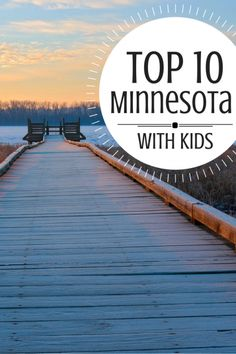 Heading to the Super Bowl? There's SO MUCH MORE to Minnesota than meets the eye. Explore the Top 10 Things to do in Minnesota with Kids. via @trekaroo