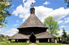 Wooden Church, Tvrdošín - History of architecture - Wikipedia Monuments, Saint Marin, Big Country, Church Building, Central Europe, Place Of Worship, Bratislava, Roman Catholic, Eastern Europe