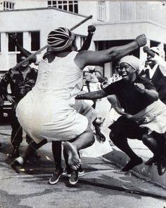 John Mauluka  - Zimbabwe independence, 1980