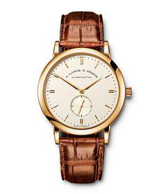 Montres: Tempo au masculin horlogerie dandy A.Lange & Söhne