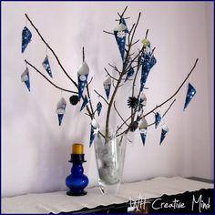 What happens in a creative mind: Advent calendar DIY