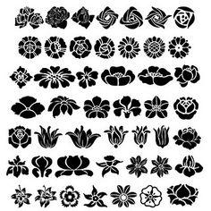 Free SVG   Home Decorative Stencil   Flowers 2