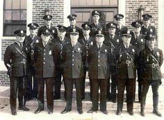 1940s police uniform - Google Search
