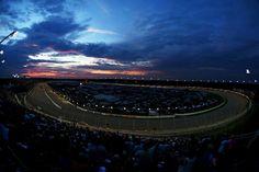 Darlington, you're a stunner.  #BojanglesSo500 #NASCARthrowback