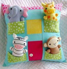 Nesse post você encontra uma seleção de almofadas para quarto de bebê e criança que toda mãe adoraria ter! Espie e se inspire para decorar o quartinho do pequeno!