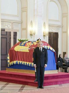 Romanian Royal Family, Momento Mori, Funeral, Greece, Royalty, King, Photography, Movie, Home