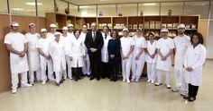 Visitando la empresa Artesana 'Turrones San Luis'