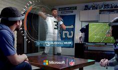 Microsoft HoloLens: Augmented Reality macht Sportfernsehen zum 3D-Erlebnis - iQ Germany