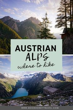 An insider s guide to where to hike in the Austrian Alps Schladminger Tauern Zillertal R tikon Hohe Tauern National Park Venediger Group Hochschwab Lienz Dolomites Discover the most beautiful trails in the Austrian mountains Hetalia, Austria Travel, Visit Austria, Hiking Europe, Hotels, Hiking Tips, Best Hikes, Day Hike, Amazing Destinations