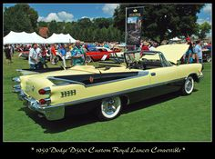 1959 Dodge Custom Royal Lancer