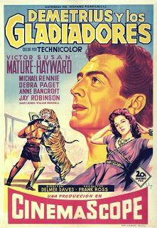 Demetrio y los gladiadores - http://ofsdemexico.blogspot.mx/2013/09/demetrio-y-los-gladiadores.html