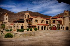 Scotty's Castle - Death Valley