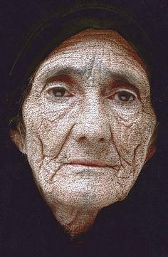 SHIRIN NESHAT * 1957 * Iranian ~ NY * visual artist ~ photographer ~ photo-manipulation