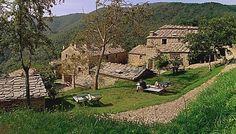 Borgo Di Vagli in Tuscany, Italy
