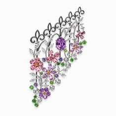 """-Paris Couture Week- Mikimoto revealed it's high new high jewellery collection during Paris Couture week. """" The Jardin Mysterieux""""… High Jewelry, Modern Jewelry, Pearl Jewelry, Jewelry Art, Diamond Jewelry, Jewelry Accessories, Jewelry Design, Fashion Jewelry, Unique Jewelry"""