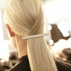 Rubio polar - Clara Wish Catwalk Hair, Runway Hair, Sleek Hairstyles, Pretty Hairstyles, Wedding Hairstyles, Hairstyles 2016, Blonde Hairstyles, Hair Inspo, Hair Inspiration
