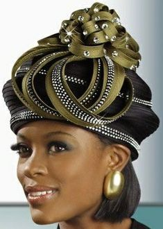 African Hats, African Attire, Black Church, Church Suits, Church Attire, Church Fashion, Fascinator Hats, Fascinators, Headpiece