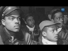 Tuskegee Airmen visit the White House - YouTube