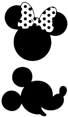 Mickey Minnie Mouse, Mimi Y Mickey, Minnie Mouse Wall Decals, Mickey Mouse Classroom, Mickey And Friends, Disney Classroom, Scrapbooking, Disney Scrapbook, Disney Diy