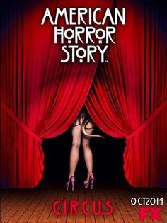 American Horror Story Season 4 - So it's rumoured that the next season of AHS will be called Circus, based around a Carnival/ freak show. Already they have said it will be set in the passed. Please, please, please let it be true. American Horror Story Circus, American Horror Story Seasons, Movies And Series, Movies And Tv Shows, Tv Series, Serie Tv, Ahs, Devious Maids, Hemlock Grove