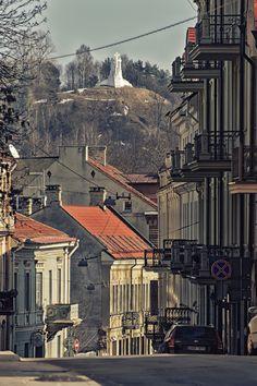~ Street of Vilnius