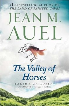 The Valley of Horses, by Jean Auel