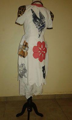 ala kondre kimona met broek
