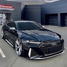 Audi Rs7 Sportback, Audi Rs5, Carros Audi, New Luxury Cars, Lux Cars, Sweet Cars, Modified Cars, Amazing Cars, Supercar