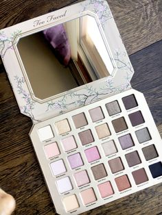 Too Faced Natural Love Palette | Positive Beauty Blog