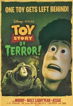 Fresh off the heels of Toy Story of Terror, which debuted with very strong ratings last October, a new special was announced for Toy Story.