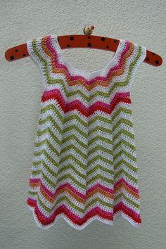 Adorable little girl's dress