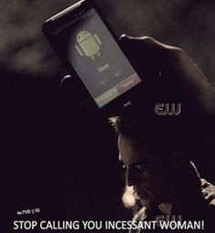 Klaus as Tyler... funny!